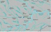 Map rio nanaj