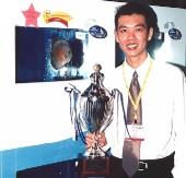 big trophy