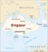 singapur map